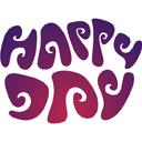Логотип «Хэппи дэя»