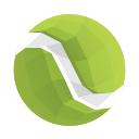 Логотип «Вашего корта»